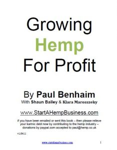 grow hemp for profit