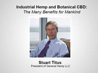 industrial hemp and cbd